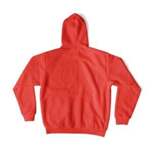 Swimbiosis zip hoodie back
